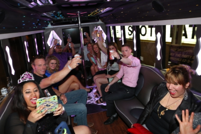 Party Bus by Nite Tours