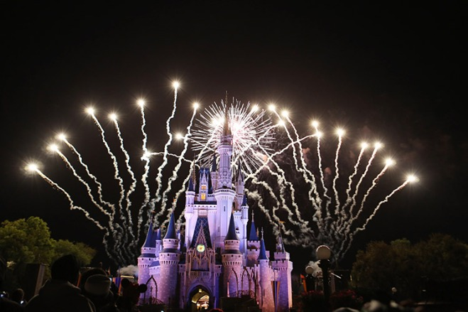 Receive the royal treatment with a stay at Cinderella Castle from TicketsatWork.