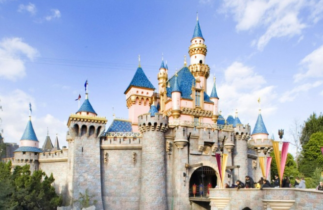 Planning a trip to Disneyland to see Sleeping Beauty Castle and the rest of the classics, plus Cars Land at California Adventure with TicketsatWork.