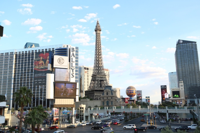 The Las Vegas Strip is full of life and amazing shows, see which one you fancy at TicketsatWork.