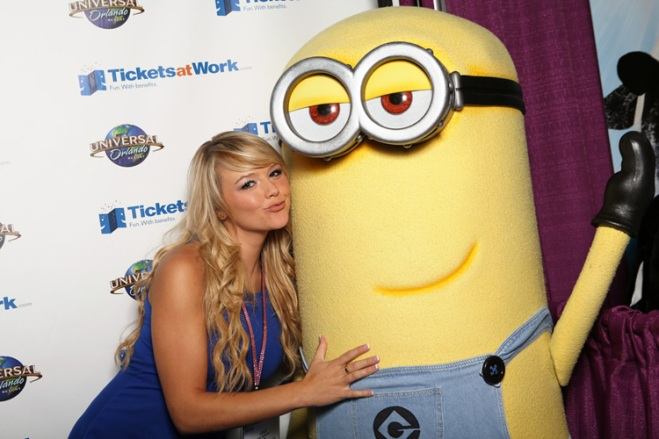 Minions at SHRM will be the toast of the conference in Las Vegas 2015 thanks to TicketsatWork and Universal Orlando Resort.