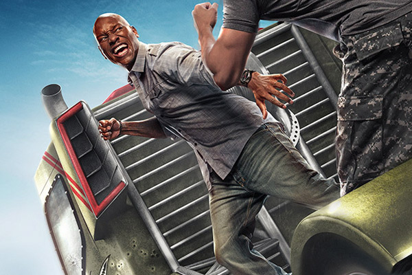 Tyrese Gibson hosts a free concert at CityWalk before Fast and Furious: Supercharged opens at Universal Studios Hollywood.