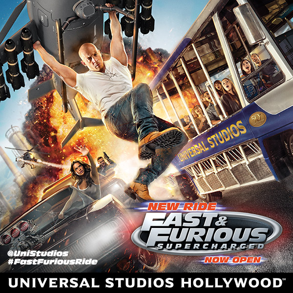 """Fast & Furious—Supercharged"""