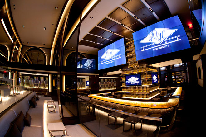 Get in an Empire State of Mind with a visit to Jay Z's 40/40 Club with savings from TicketsatWork.com!