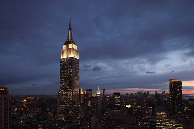 The Empire State Building is just one of many sights included in your NYC See it All Tour ticket