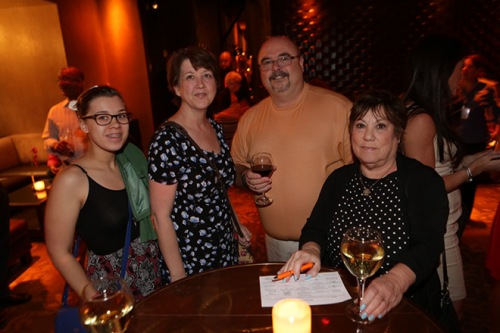 Guests were able to mingle and enjoy the night at TAO.