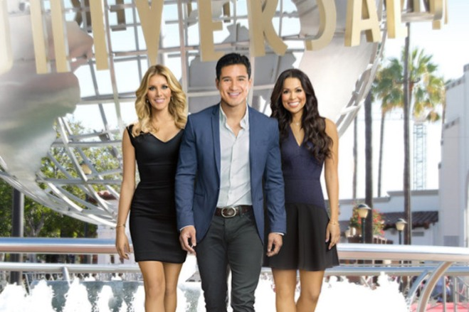 Join EXTRA hosts Mario Lopez, Tracey Edmonds and Charissa Thompson, and celebrity guests at Universal Studios Hollywood.