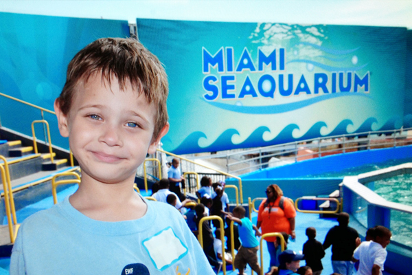 The Miami Seaquarium is a hot spot for the South Florida Explorer