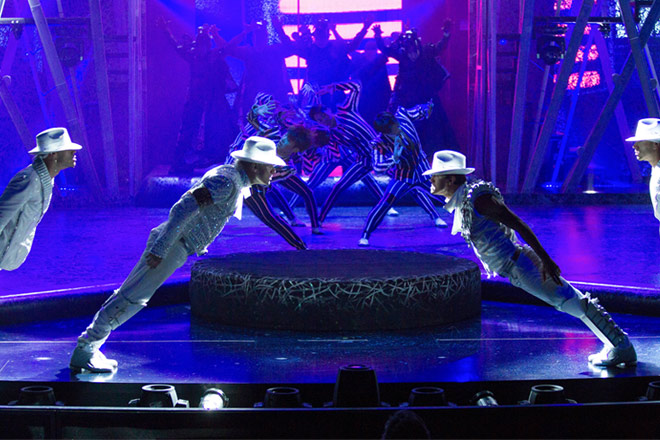 Celebrate Michael Jackson's Birthday in Vegas with 'Michael Jackson ONE'