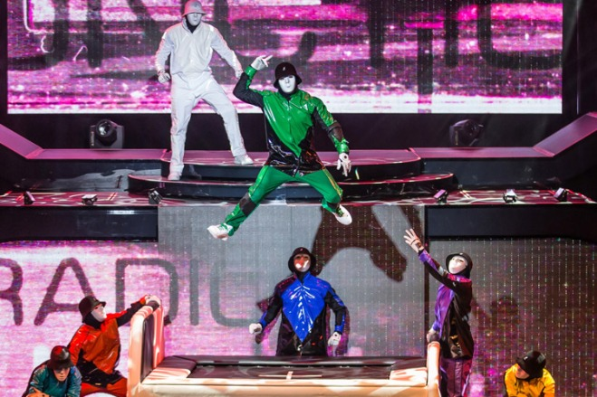 Straight from Las Vegas, the award-winning dance crew, the Jabbawockeez, will bring their hard-hitting show to Halloween Horror Nights at Universal Studios Hollywood