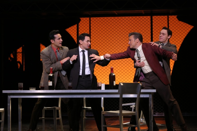Give us your best caption for this photo and you could win 2 tickets to see Jersey Boys in Las Vegas with TicketsatWork.com!