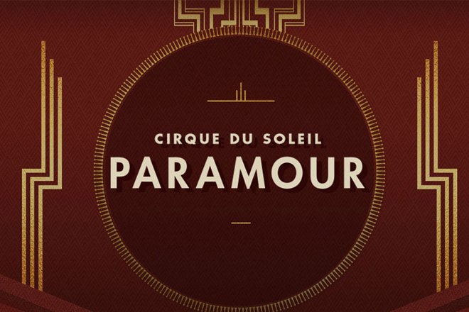 Cirque Du Soleil is coming to Broadway with an all new show; Paramour