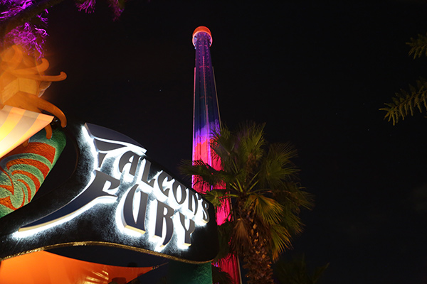 From Falcon's Fury to Cheetah Hunt at Busch Gardens Tampa, here are the best rides to experience at night during this year's Halloween events!