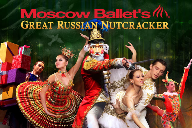 Ring in the Holidays with a classic: Moscow Ballet's 'Great Russian Nutcracker'