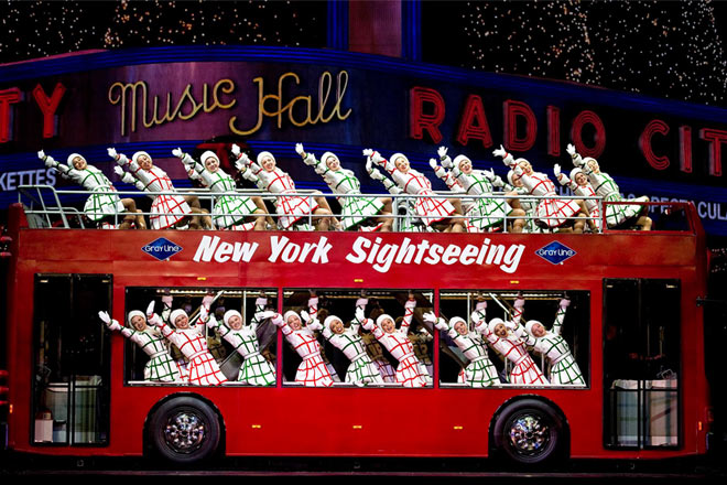 The Radio City Christmas Spectacular pulls out all the stops