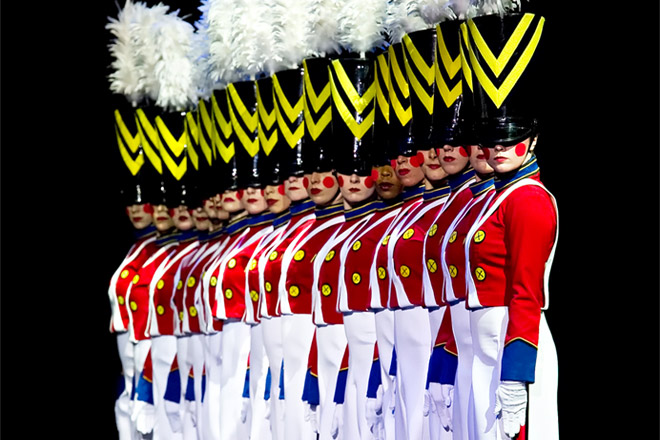 Parade of the Wooden Soldiers – Radio City Christmas Spectacular