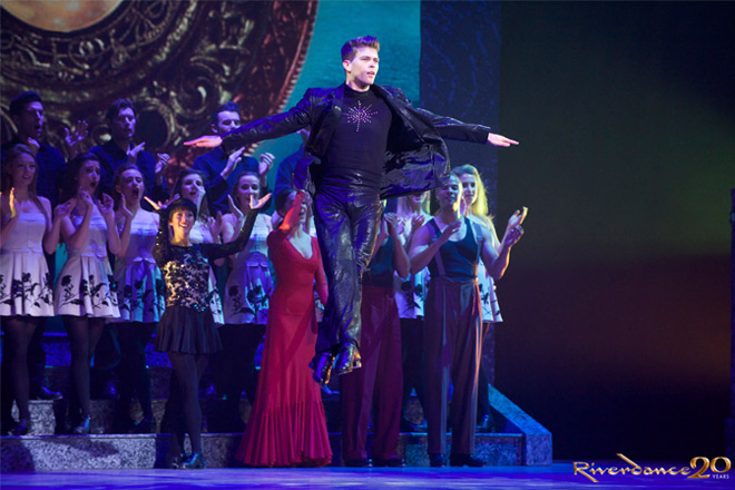 'Riverdance – The 20th Anniversary World Tour is making a stop in San Francisco