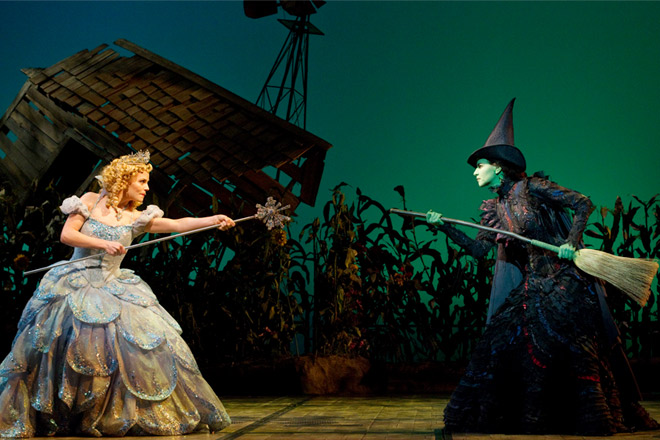 Wicked is visually stunning and entertaining for everyone