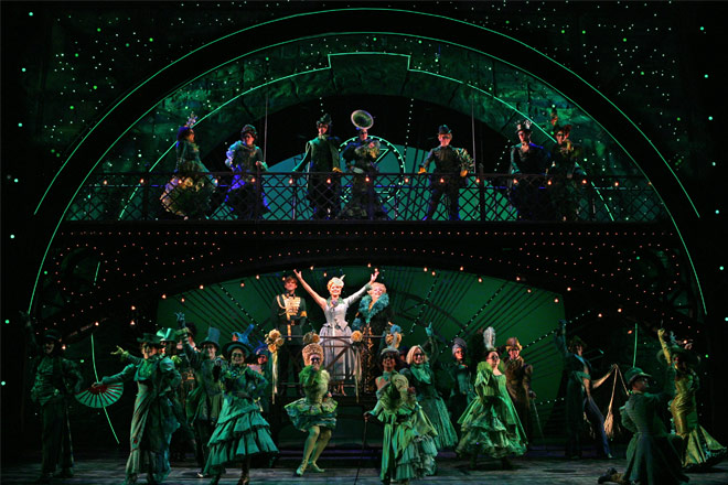 Wicked is one of the most beloved productions on Broadway!