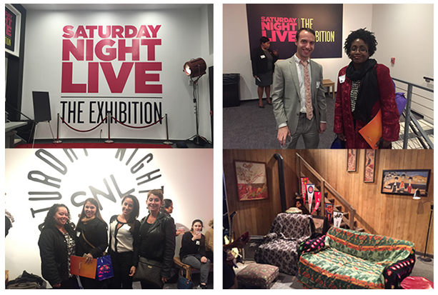 Saturday Night Live The Exhibition – Tickets at Work