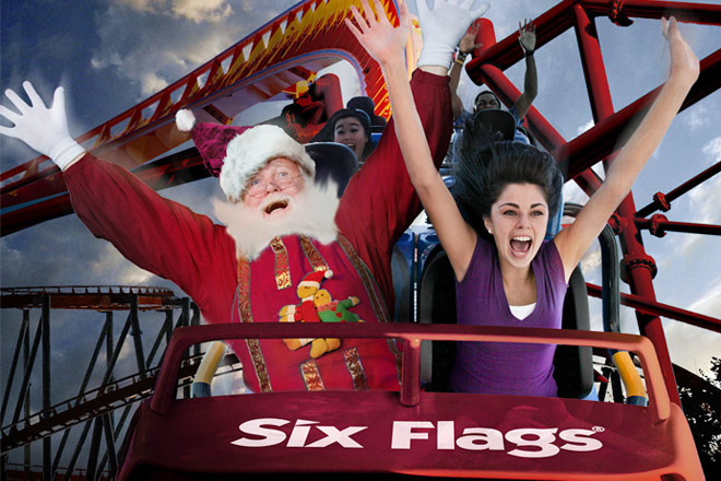 Enjoy big savings on Six Flags Parks Nationwide