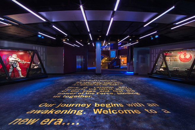 Head into a galaxy far, far away during Season of the Force at Disneyland with TicketsatWork.com!