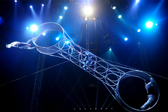 UniverSoul Circus will bring the thrills and fun to Charlotte Nov. 18