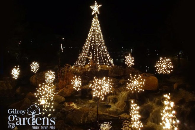 Save up to 40% off Gilroy Gardens and the Holiday Lights celebration at TicketsatWork.com!