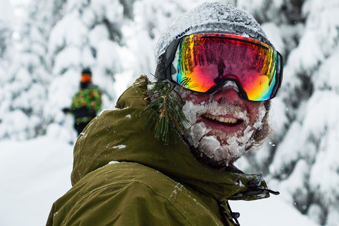 Escape to Sierra-at-Tahoe to enjoy the new snow – Photo Courtesy of Sierra-at-Tahoe