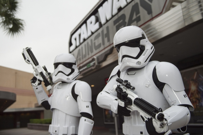 Star Wars comes alive at Disney's Hollywood Studios with new and enhanced experiences including Star Wars Launch Bay. Get your tickets at TicketsatWork.com!