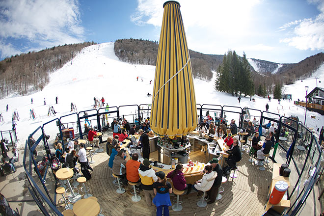 Killington Resort is a hotspot for snowboarders – Photo Courtesy of Killington Resort