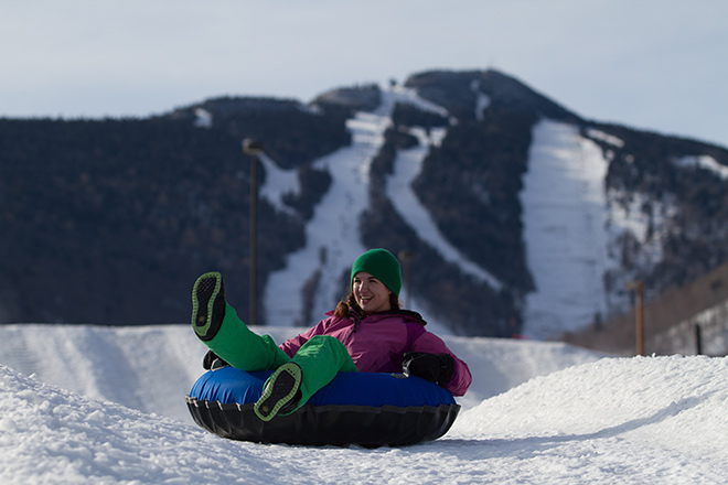 There's something for everyone including kids – Photo Courtesy of Killington Resort
