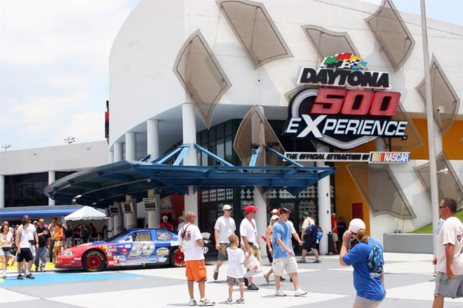 NASCAR ticket specials on Tickets at Work include the Daytona 500