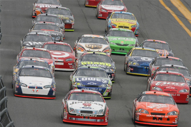 Experience the thrills of NASCAR with discounts on Tickets at Work