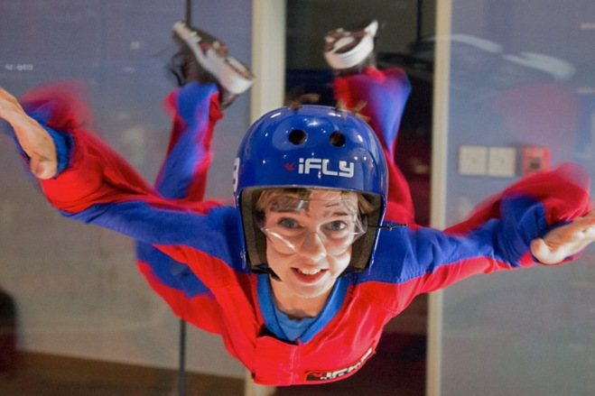Find and save on iFly Indoor Skydiving tickets at all locations with TicketsatWork.com!