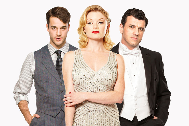 The eclectic cast for Paramour is full of talented performers