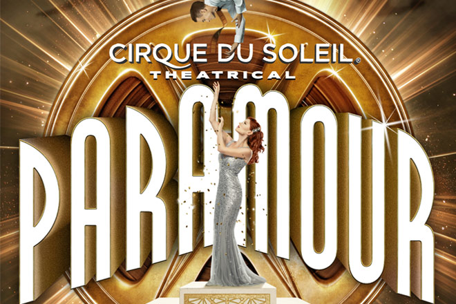 Cirque du Soleil's Paramour is their first Broadway Productions