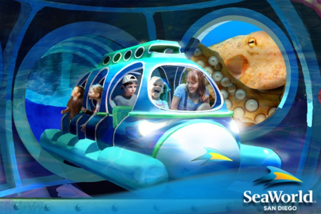 TicketsatWork has the inside scoop on the new Ocean Explorer attraction opening at SeaWorld San Diego in 2017.