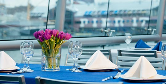 Celebrate Easter on the sea with Hornblower's Easter Cruises