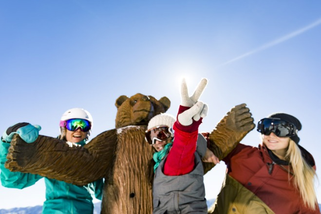 Discover the best ski specials to Bear Mountain at TicketsatWork.com!