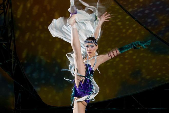 Save on Las Vegas shows including Cirque du Soleil at TicketsatWork.com!
