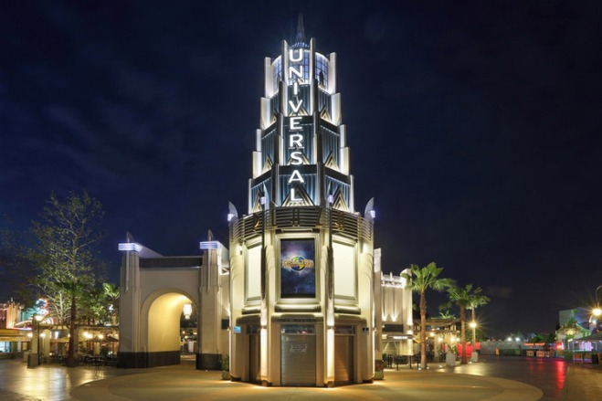 With the Go Los Angeles Card you can visit to Universal Studios Hollywood!