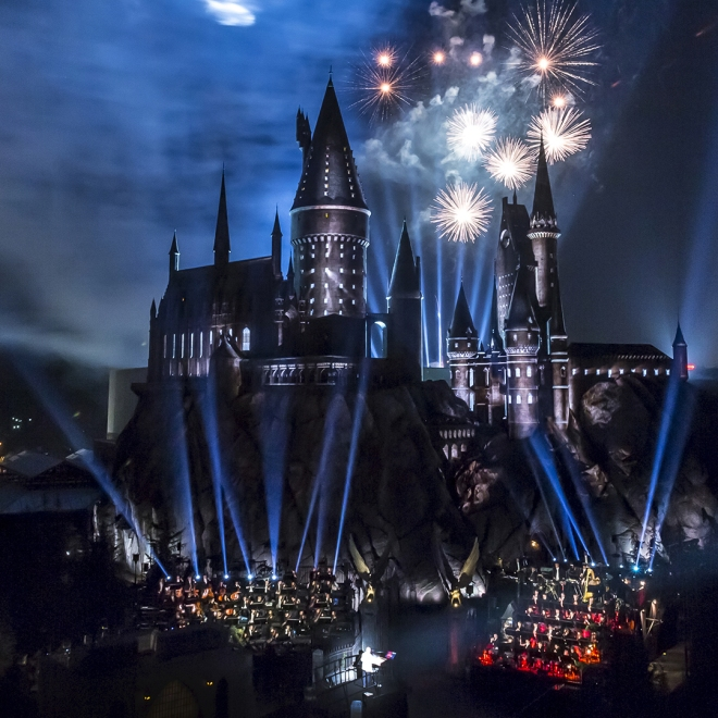 Get transported to a world of magical thrills at The Wizarding World of Harry Potter now open at Universal Studios Hollywood. TicketsatWork.com has your tickets!