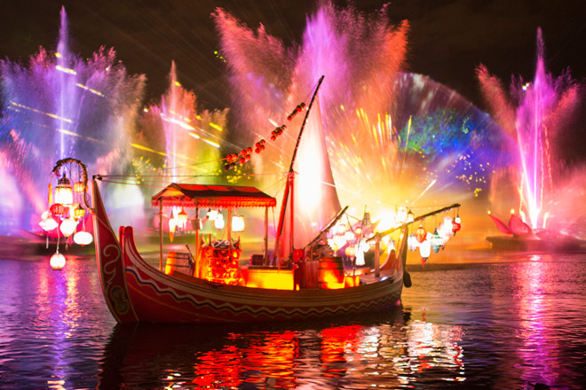 Rivers of Light is the newest nighttime show at Disney's Animal Kingdom
