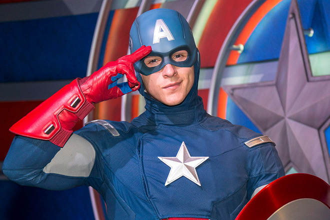 Meet the Cap before the release of Captain America: Civil War