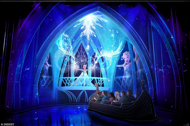Frozen Ever After will take Epcot guests to Arendelle
