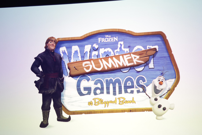 Blizzard Beach may get even colder with Olaf and Kristoff from Frozen