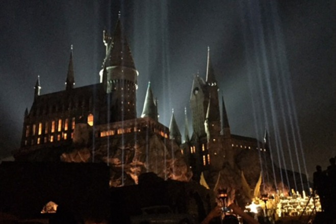 Experience the Wizarding World of Harry Potter at Universal Studios Hollywood.