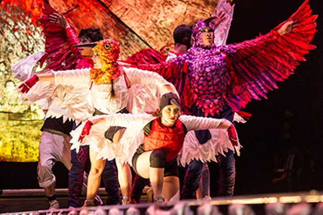 Catch Cirque du Soleil's newest show Luzia when it opens in San Francisco this November with TicketsatWork.com.