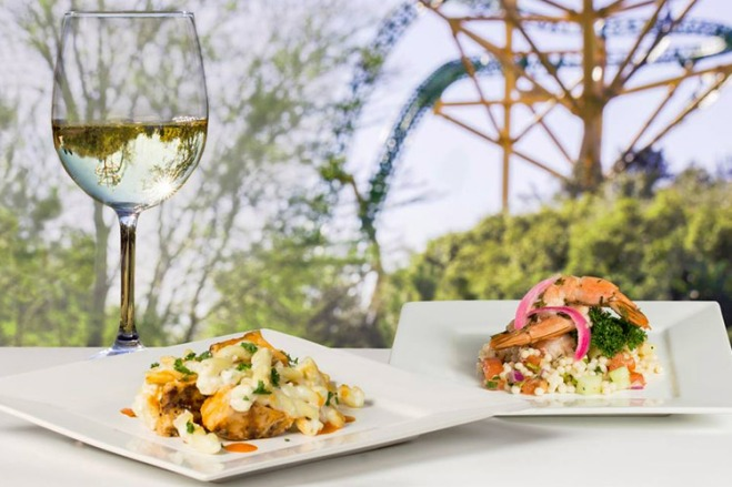 Bloom into spring at Busch Gardens Food & Wine Festival and experience wild tastes and flavors and fun musical entertainment now through the end of April.